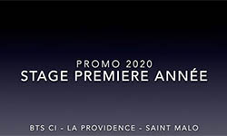 Stage Promo 2020